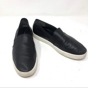 Vince pierce perforated slip on 8 A8